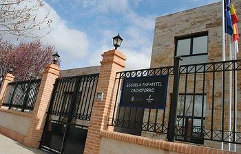 Escuela Municipal Infantil de Valdepeñas