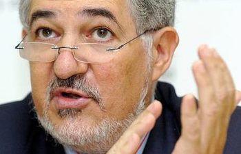 El fiscal general del Estado español, Cándido Conde-Pumpido. EFE