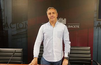 José Ignacio Díaz, diputado provincial de Ganemos-Izquierda Unida