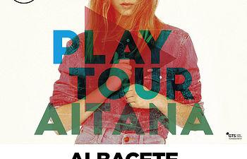 Aitana - Feria de Albacete.