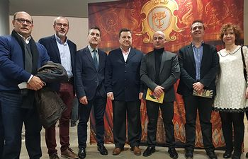 Presentación del XII Festival Internacional del Circo.