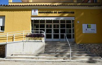 Fachada Residencia de Estudiantes.