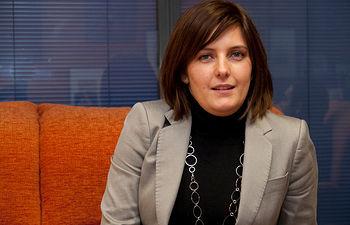 Rosario Moreno-Opo, delegada de ATA en Castilla-La Mancha.