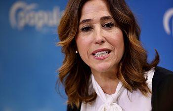 Rosa Romero, diputada nacional del PP.