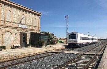 Estación Yuncler.