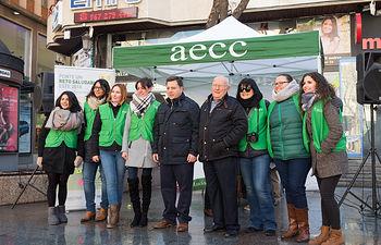 Día Contra el Cáncer en Albacete