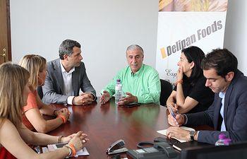 Reunión Cs Toledo- Delipan