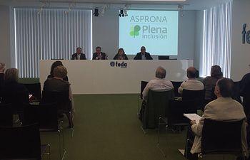 Asprona celebra su LV Asamblea General