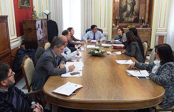 Junta Gobierno Local de Cuenca.