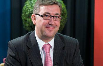 Marcial Marín, presidente provincial del Partido Popular en Albacete.