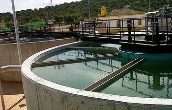 ETAP Trujillo, Cáceres. Foto: Ministerio de Agricultura, Alimentación y Medio Ambiente
