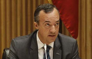 El secretario de Estado de Seguridad, Francisco Martínez. (Foto de archivo)