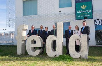 Presentación del 40 Aniversario de FEDA