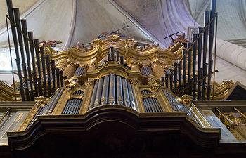 El Concierto a dos órganos en la Catedral de Cuenca arranca este fin de semana como complemento de la exposición 'La poética de la libertad'. Foto: JCCM.