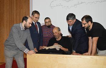 """El viceconsejero de Cultura aboga por convertir los museos de la región en """"palanca"""" para la generación de empleo y riqueza. Foto: JCCM."""