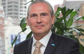 Esteban Pacha. Foto: IMSO