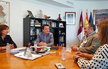 Francisco Martínez Arroyo y Carlos Pedrosa.