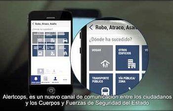 """La aplicación móvil de alertas de seguridad ciudadana, """"Alertcops"""", ya está disponible en 12 Comunidades Autónomas"""