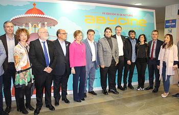 """Manuel Serrano califica Abycine como el evento cultural """"más importante y con más proyección"""" de los que suceden en la ciudad de Albacete"""