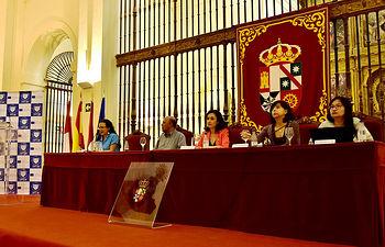 Sesión monográfica del proyecto OPT-IN sobre la participación de Ecuador y Colombia.  © Gabinete de Comunicación UCLM