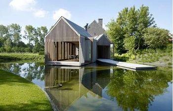"Proyecto ""Refuge"", de Wim Goes Architecten. Fuente: Ministerio de Vivienda."