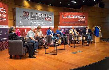 Primera Mesa Redonda de las Jornadas Taurinas organizadas por La Cerca con motivo del I Centenario de la Plaza de Toros de Albacete