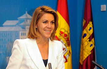 María Dolores de Cospedal. Foto de archivo.