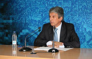 José Pablo Sabrido. Foto de Archivo.