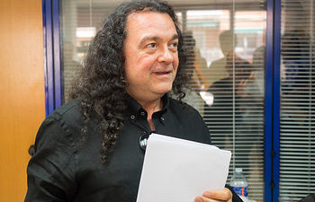 """Fernando Barredo, \""""Imagina CLM\"""""""