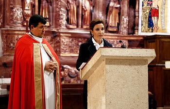 Marta García en Tarancón-1.. Foto: JCCM.