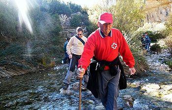 3.350 personas realizan voluntariado medioambiental en Cruz Roja