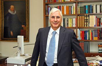 El presidente de Castilla-La Mancha, José María Barreda, en una imagen de archivo.