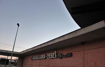 Estación AVE Guadalajara-Yebes.
