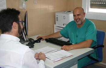 El Hospital de Puertollano elabora un protocolo para facilitar la vida a los pacientes con un estoma