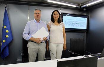 Presentación servicio Cartoteca Digital del Ayuntamiento de Albacete.