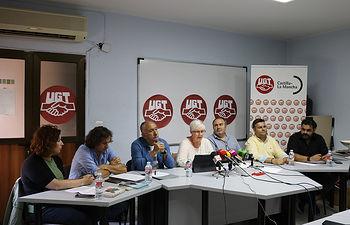 UGT pide un Plan Infocam definitivo.