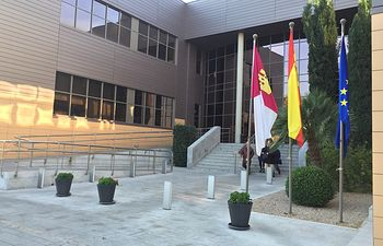 El Gobierno de Castilla-La Mancha retirará los restos con amianto de la parcela de su propiedad en el Barrio Avanzado de Toledo. Foto: JCCM.