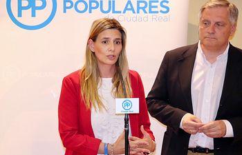 Junta Directiva Provincial PP Ciudad Real.