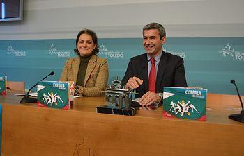 Álvaro Gutiérrez presenta Gala deporte 2015