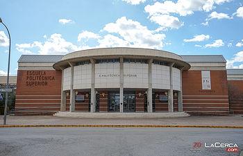 Campus Universitario de Albacete - Universidad - 14-04-18