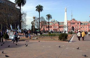 La FIP celebrará un congreso a finales de agosto en Buenos Aires (Argentina). Foto INTEF.