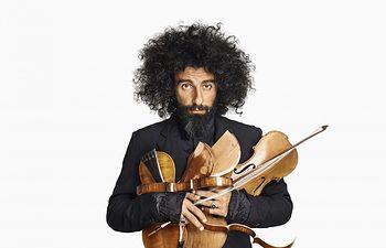 Ara Malikian, violinista.