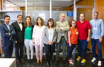 Unidad de Apoyo a la Investigación Talavera.