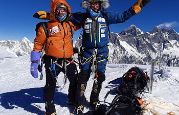 Everest Txikon-Amiab.