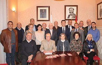 Cabañero agradece el trabajo contra la exclusión social que realiza Cruz Roja en Albacete