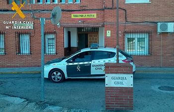 Guardia Civil Villacañas.