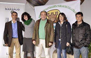 Premio para el Centro Chaparrillo. Foto: JCCM.