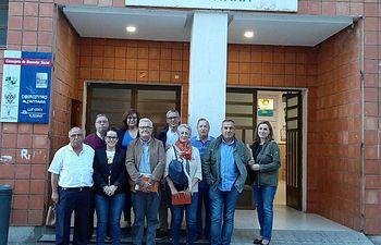 Consejo de Salud de Zona de Sta. Bárbara de Toledo.