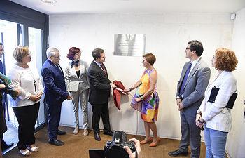 El presidente de Castilla-La Mancha, Emiliano García-Page, inaugura el nuevo colegio público número 5 de Miguelturra, ubicado en el antiguo centro de formación de la CEOE-CEPYME. (Fotos: José Ramón Márquez // JCCM)