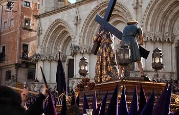Semana Santa Cuenca - Turbas.